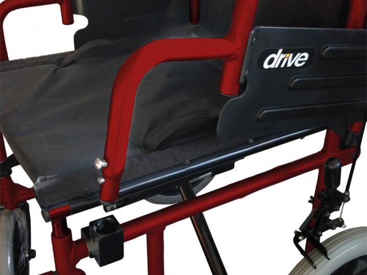 Drive Medical Transportstuhl Traveltec