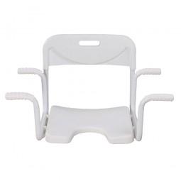 CareLine Badewannensitz LIGHT mit Rückenlehne