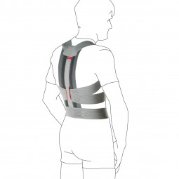 Otto Bock® Dorso Carezza Posture Geradehalter