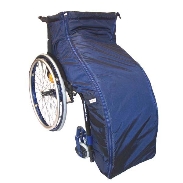 Rollstuhl Schlupfsack Microfaser
