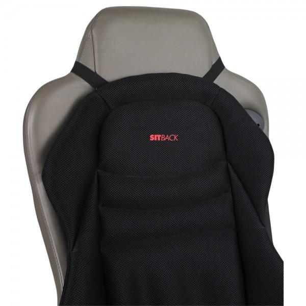 Sitback Basic Sportsitzauflage mit Klimamatte