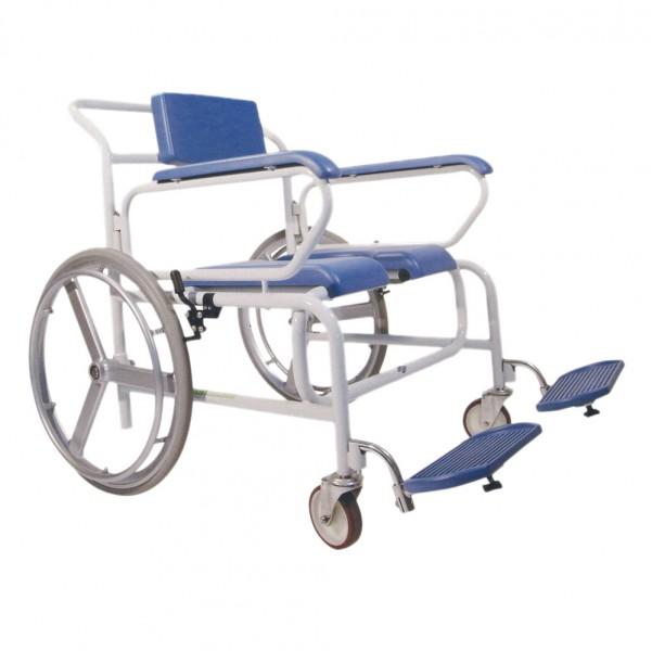 Dietz DTRS XXL Duschtoiletten-Rollstuhl