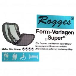 ROGGES Form-Vorlage Super (3x20 Stück)