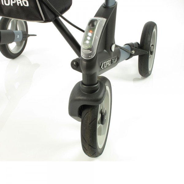 Topro Troja 2G Premium+ Rollator inkl. LED und Alarm