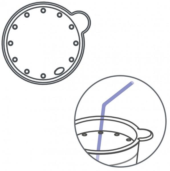 ORNAMIN Trinkbecher-Aufsatz »Intuitiv« 814