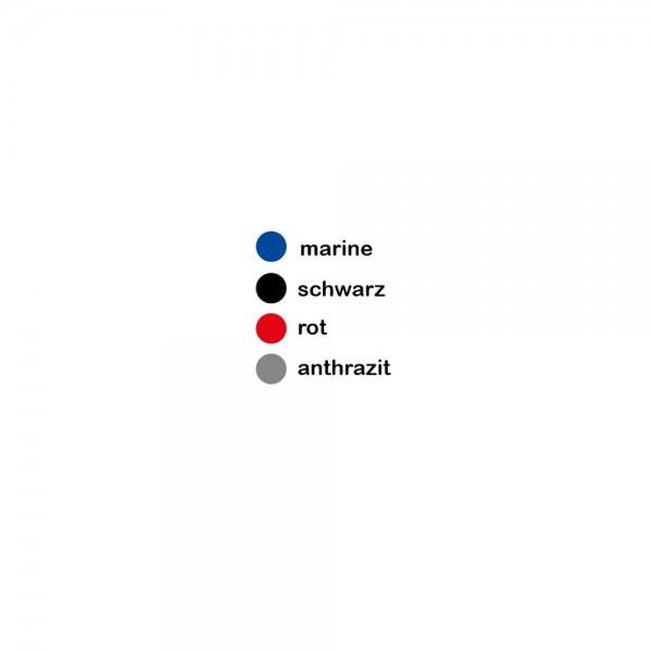 Orgaterm Sommerschlupfsack Exclusiv mit farbigen Querstreifen
