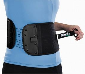 MUELLER GREEN einstellbarer Rückengurt
