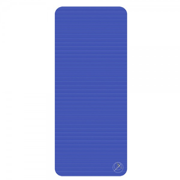Gymnastikmatte ProfiGymMat 140 blau
