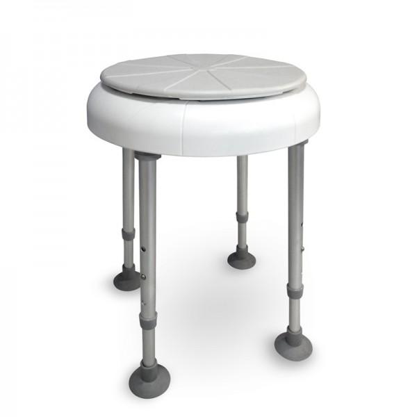 Drive medical Duschhocker Delphi mit drehbarer Sitzfläche