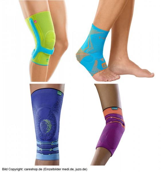 Welche Bandagen sind gleichzeitig funktional und farbenfroh?