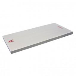 Kybun kyBounder PLUS silber 46x96 cm wasserbeständig