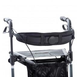 Topro Rückengurt mit Polster für Rollator Troja und Olympos