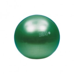 Gymnastikball »Plus«, 65 cm Ø grün