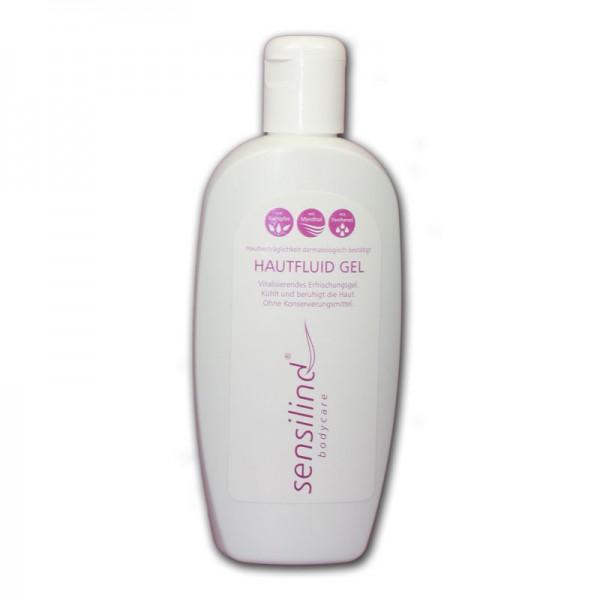 sensilind bodycare Hautfluid Gel 250 ml
