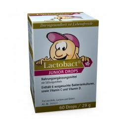 HLH BioPharma Lactobact® JUNIOR DROPS