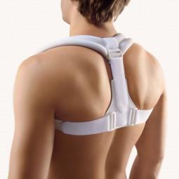 Bort Clavicula-Bandage, weiß