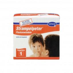 Strampelpeter® Flockenwindeln 1 (1x56 Stk.)