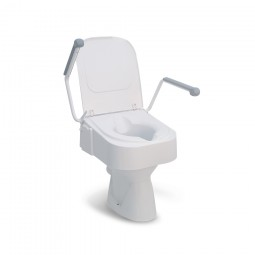 Drive Medical Toilettensitzerhöhung TSE 150 mit Armlehnen