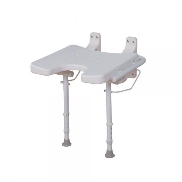 RFM Duschklappsitz mit Hygieneausschnitt