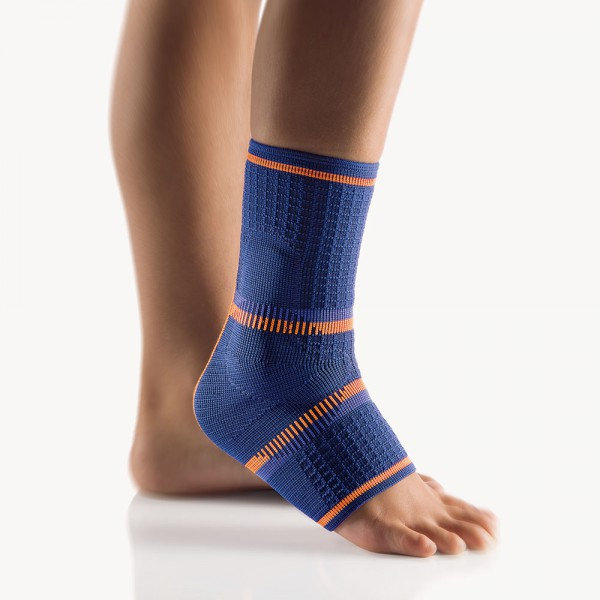 BORT TaloStabil® Eco Knöchelstütze für Kinder, blau