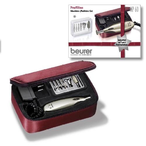 Beurer MP60 Maniküre- Pediküreset inkl. Profiset