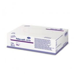 Peha-soft nitrile, puderfrei, Untersuchungshandschuhe 100 Stk.