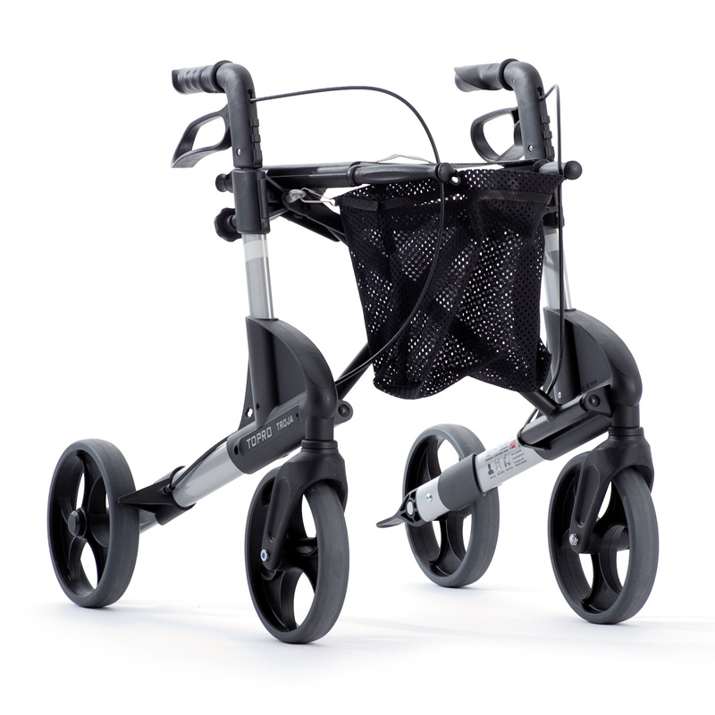 topro troja x extra small rollator rollator leichtgewicht rollator mobilit t careshop. Black Bedroom Furniture Sets. Home Design Ideas