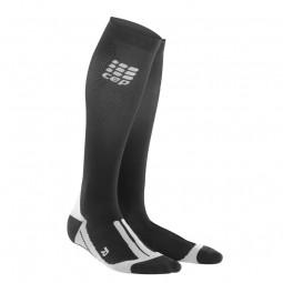 CEP bike compression socks women, black