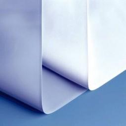 Bettschutzeinlage blau 90 x 150 cm