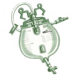 uroVision Urindrainagesystem Standard