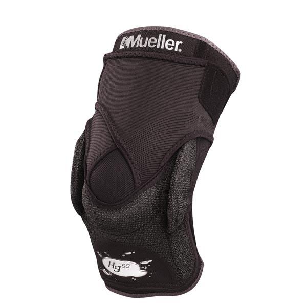 MUELLER Hg80 Kniegelenkbandage mit Kevlar und Gelenk