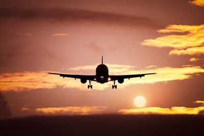 Auf eine Flugreise vorbereiten