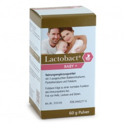 HLH BioPharma Lactobact BABY+ 60g Pulver