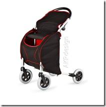 AKP Design Bag rollator