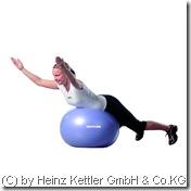Kettler Gymnastikball