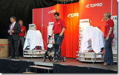 Topro Troja 2G Präsentation